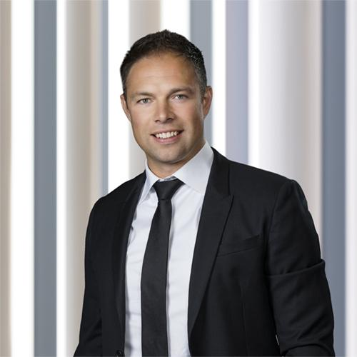 Wouter Worm Carlisle Area Manager Scandinavia, Belgium, Luxembourg, Spain, Italy and new markets