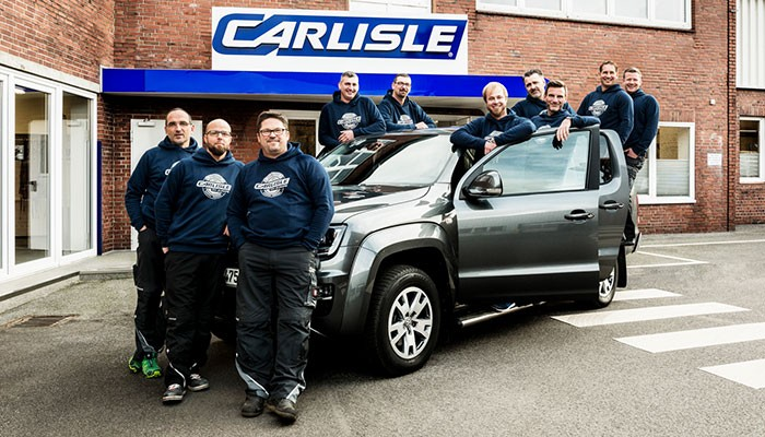Carlisle Services Team