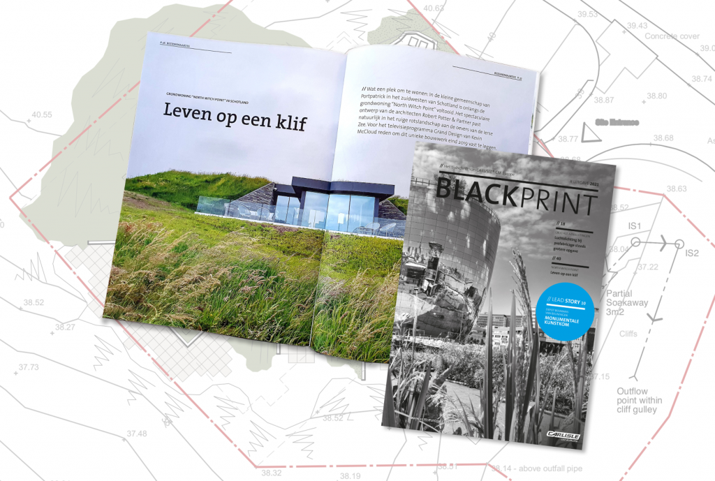 Blackprint magazine - CCM BV